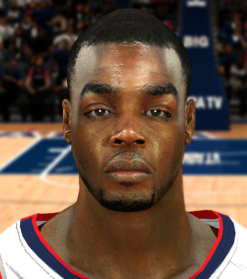 NBA 2K14 Paul Millsap Face Mod