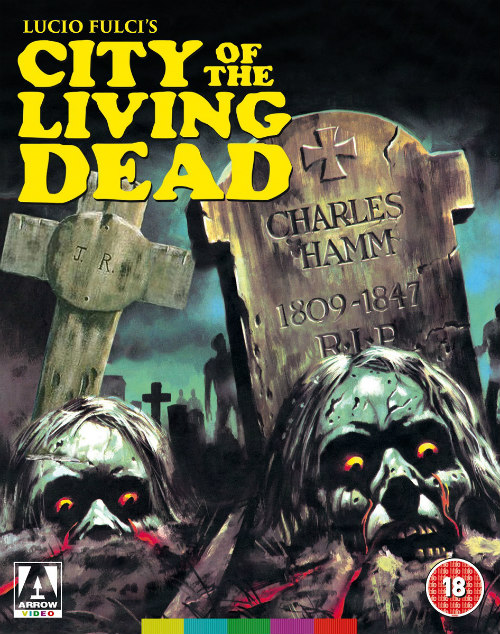 city of the living dead arrow video