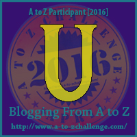 U is for: Underground - A Wandering Vine #AtoZChallenge