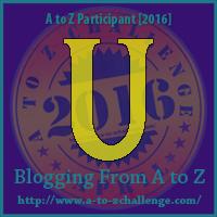 U is for: Underground - A Wandering Vine #AtoZChallenge