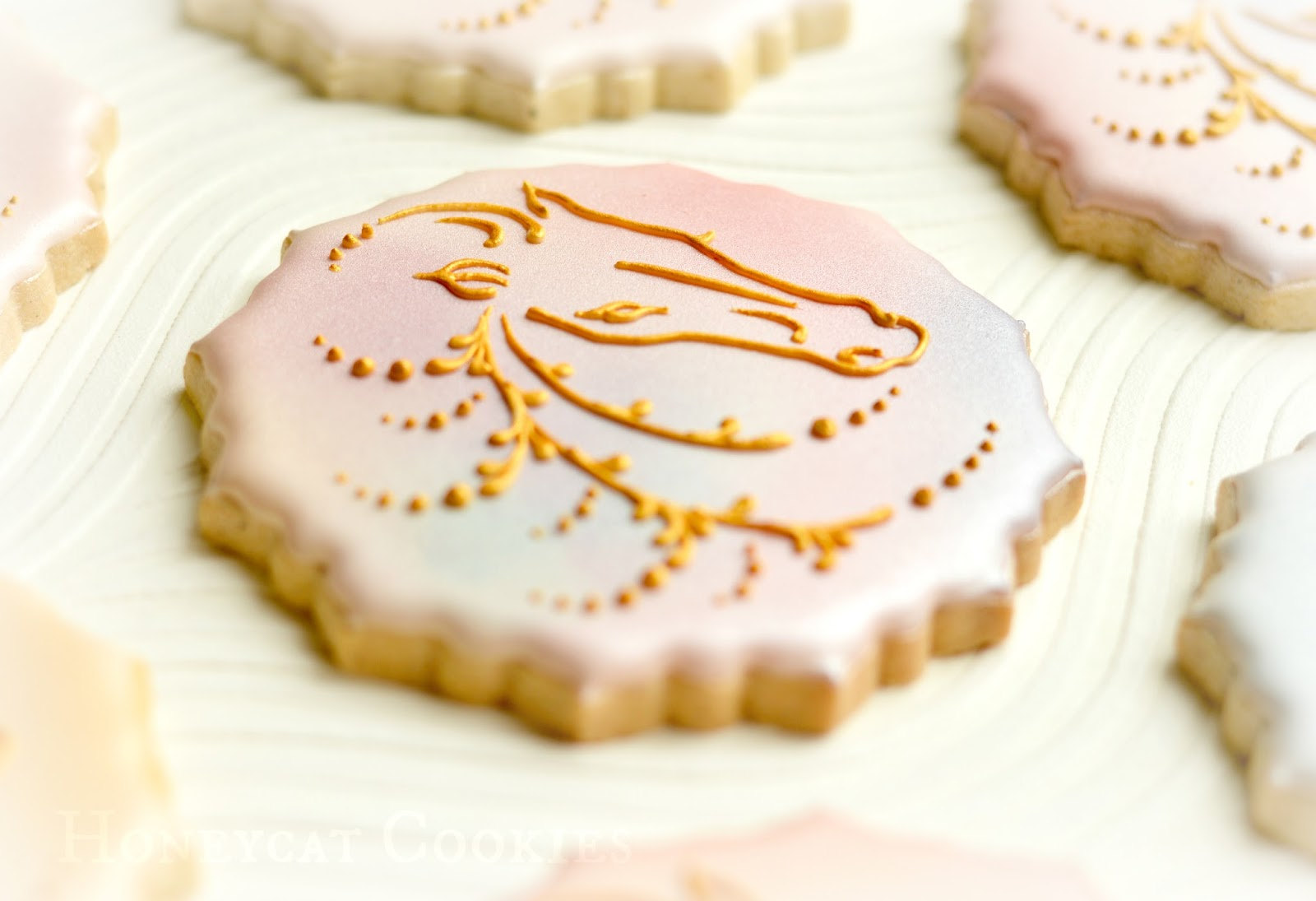 Cookies and Photo by Honeycat Cookies