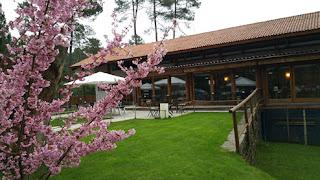 Termas Prexigueiro, Ribadavia Spa, Onsen Ourense, Primavera