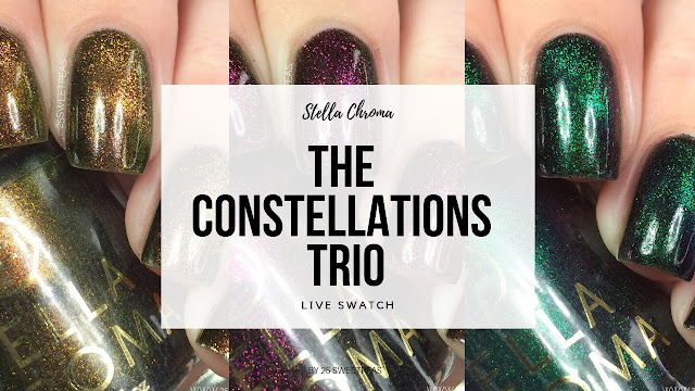 Stella Chroma The Constellations Trio
