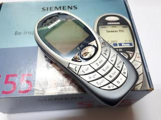 Siemens S55 Sisa Stok Siemens Indonesia