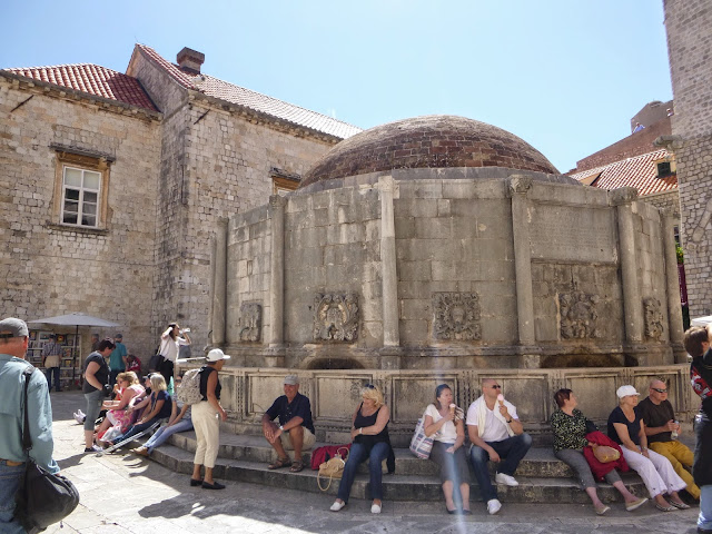 Fonte Big Onofrio, Dubrovnik.