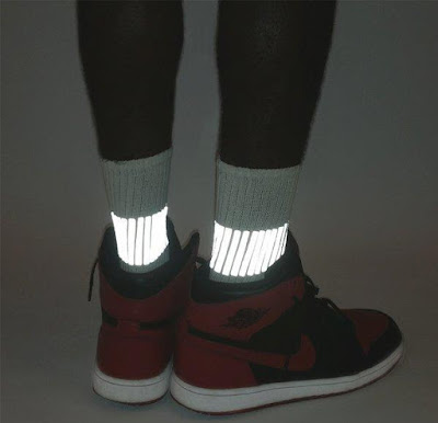 Smart Socks for You - Reflective Gear-017 Band 3M Socks