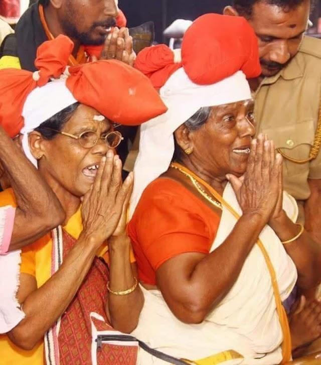 Maa nishada prathishtham! Why this cruelty to these poor Ayyappa devotees?