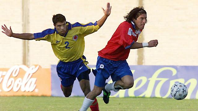 Colombia y Chile en Copa América 1999, 11 de julio