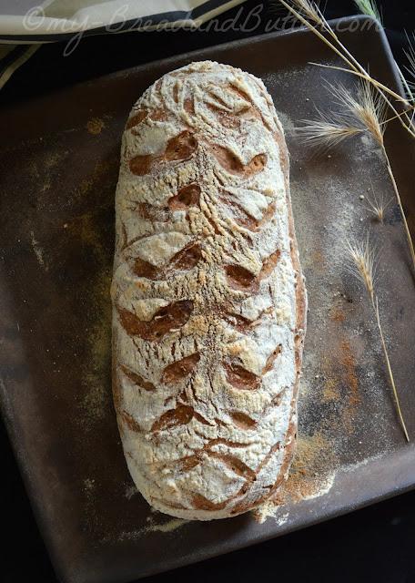 pane di farro a lievitazione naturale