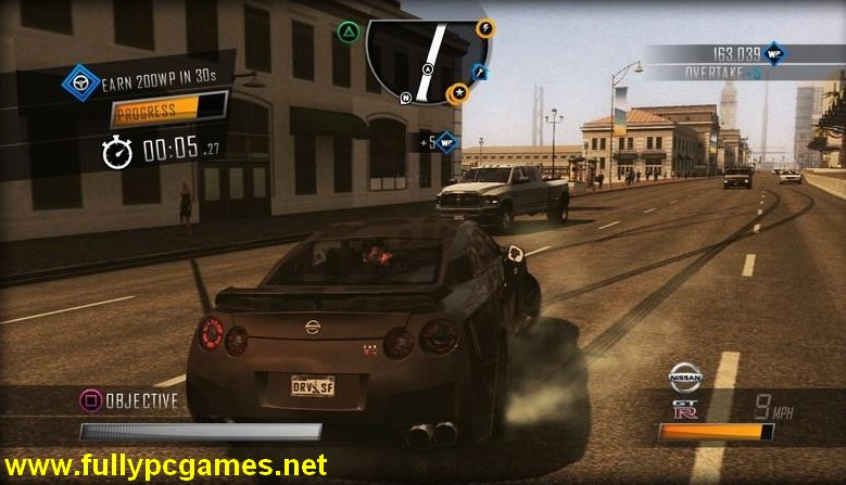 Game movies: driver san francisco e3 2010 single player.