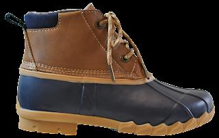 Sporto Duck Boot Side