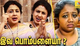Anitha Kuppusamy Fiery Words against Abirami | Interview