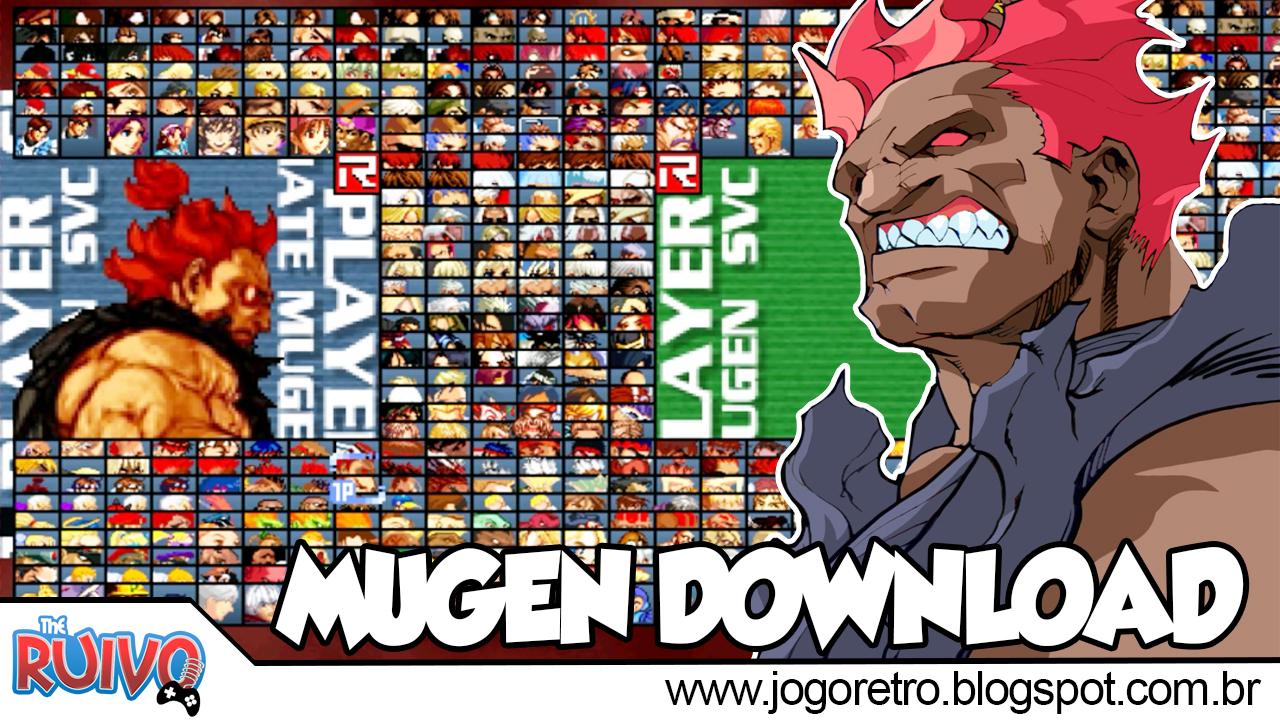 Mugen Download