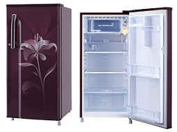 LG GL-B205KSLN 190 L Single Door 5 Star Rating Refrigerator