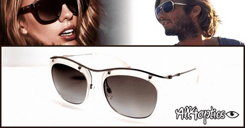 Επώνυμα Γυαλιά Ηλίου - Τιμές - All4optics