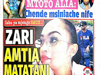 Headlines of Tanzania Newspapers Today Wednesday 1th May 2019   Magazeti Leo Juamatano