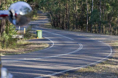 Good Motorcycle roads - North Brisbane