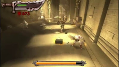 Download God Of War : Chains Of Olympus [ PSP ] zona-games.com