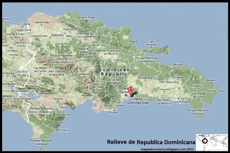 De El Mapa Maria Satelital Salvador Santiago
