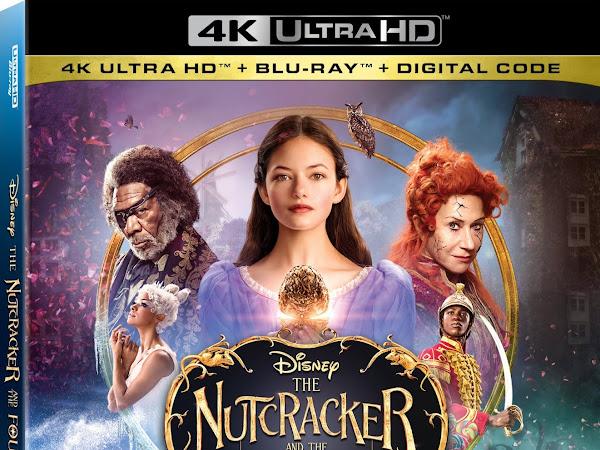 Disney's The Nutcracker & the Four Realms Arrives Soon in 4K Ultra HD & BluRay! + BluRay #Giveaway (3 Winners)
