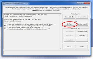cara mengembalikan file akibat cryptowall