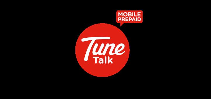 tune talk vector logo