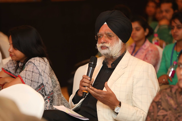Mr. KTS Tulsi, Rajya Sabha and MP and Senior Advocate at Supreme Court