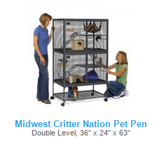 Midwest Critter Nation Pet Pen