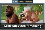 Membuat Multi Tab Video Streaming Responsive di Blog