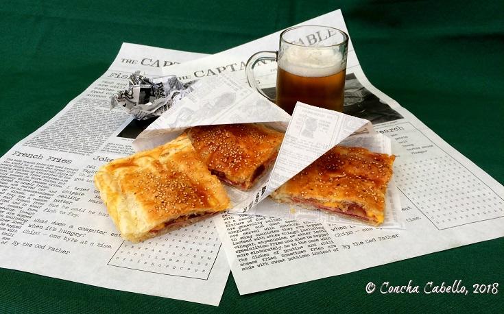 empanada-gaditana-cerveza