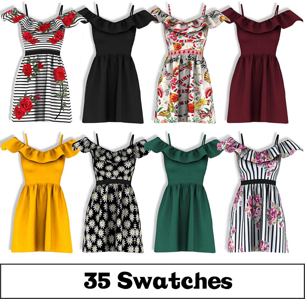 Женская повседневная одежда - Страница 3 Previewivonne2