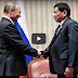 WATCH! PANGULONG DUTERTE KUMAMPI NA SA RUSSIA AT KAKALAS NA SA UNITED NATIONS