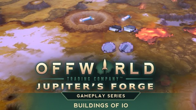 OFFWORLD TRADING COMPANY JUPITERS FORGE-CODEX