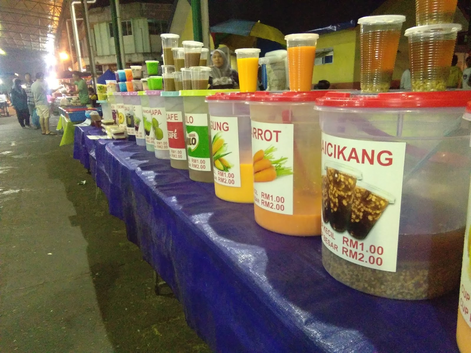 Beli Balang Air Murah Untuk Berniaga Bazar Ramadhan