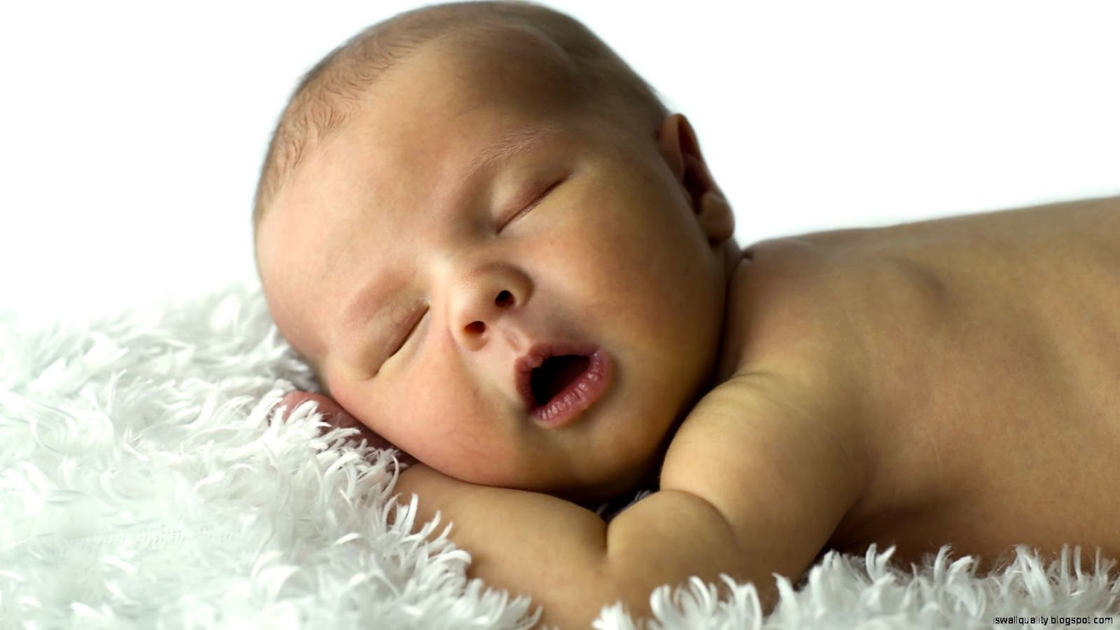 Sleeping Baby Cute Wallpaper Hd Wallpapers Quality