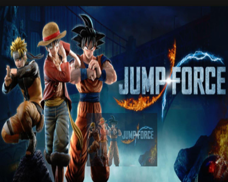 متطلبات jump force  لعبة جامب فورس للكمبيوتر