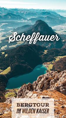 Bergtour Scheffauer | Wandern Wilder Kaiser