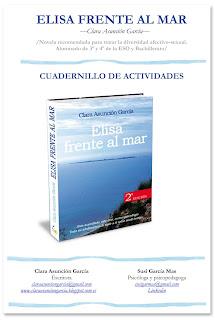 """""""Elisa frente al mar""""- Clara Asunción García"""