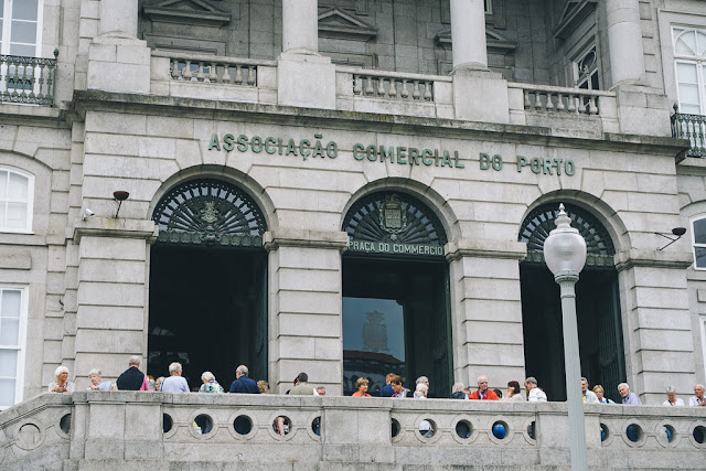 ボルサ宮殿(Palácio da Bolsa)