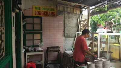 Mie Ongklok Longkrang Wonosobo