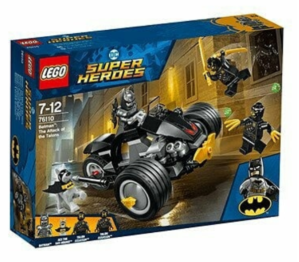 AnJs Brick Blog Lego DC Superheroes August 2018 Set