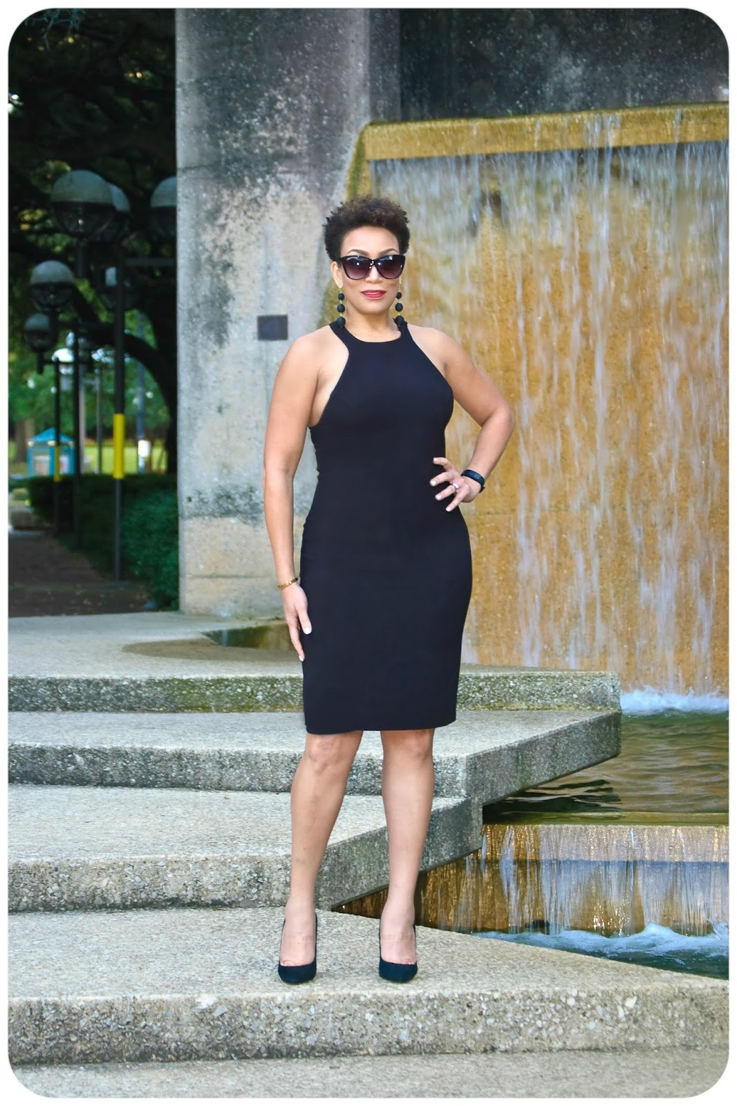 Vogue 2606 | The PERFECT Little Black Dress - Erica Bunker DIY Style!