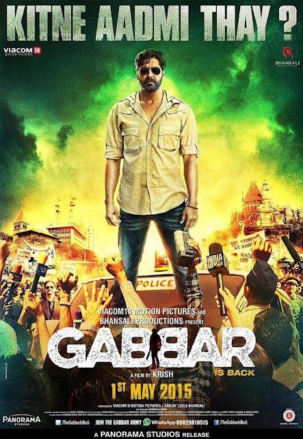 Gabbar is Back (2015) ταινιες online seires oipeirates greek subs