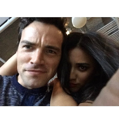 PLL actor Ian Harding sends Shay Mitchell birthday wishes