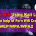 Fern Wifi Cracker | How To Hack Wifi Using Kali Linux | WEP/WPA/WPA2