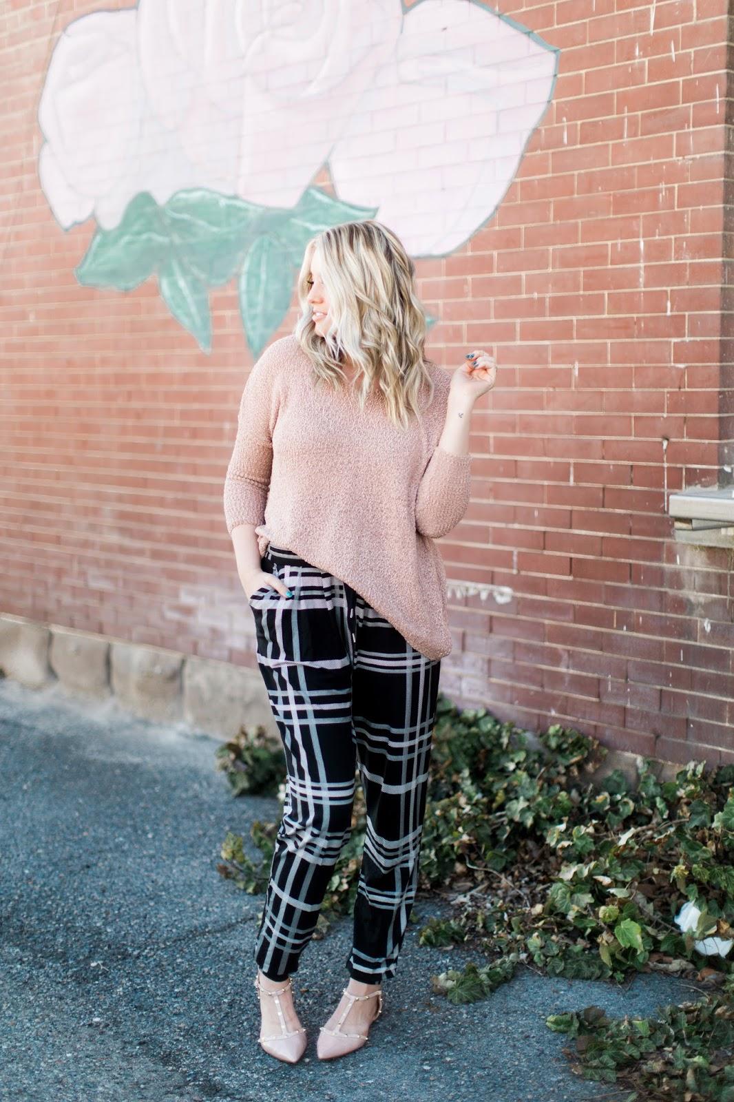 Rose Top, Peg Pants, Utah Fashion Blogger