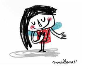 ilustración de anna llenas