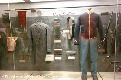 Gettysburg National Military Park Museum in Pennsylvania