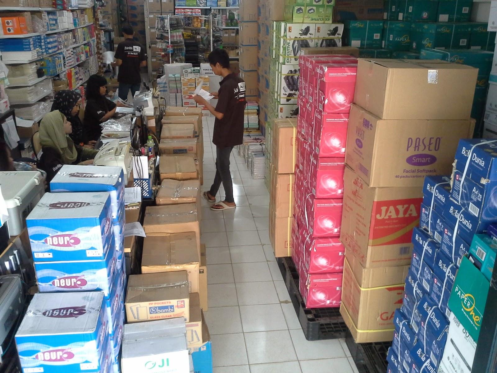 www.tokobinamandiri.com Supplier alat tulis Kantor