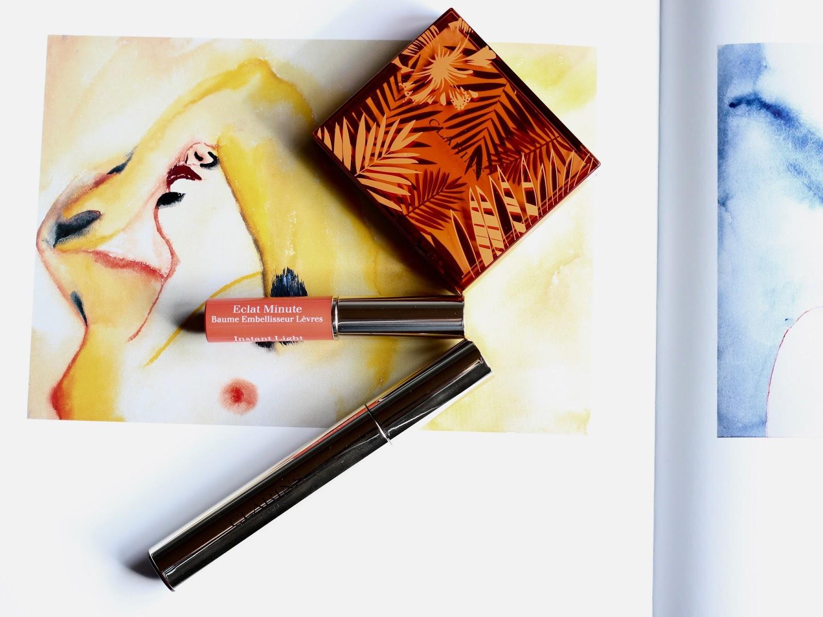 Clarins Sommerlook 2017 Limitierte MakeUp Kollektion